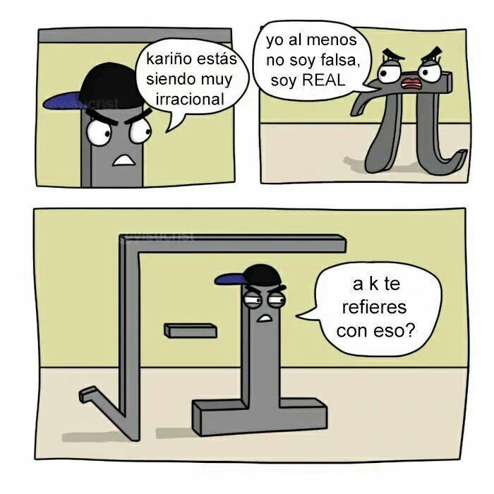 matematicas - meme