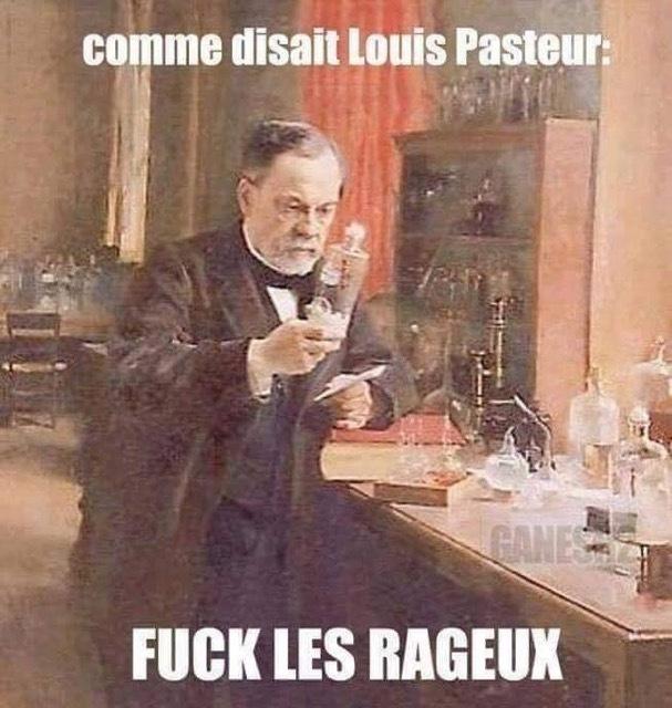 Pasteur - meme