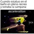Aceleraition