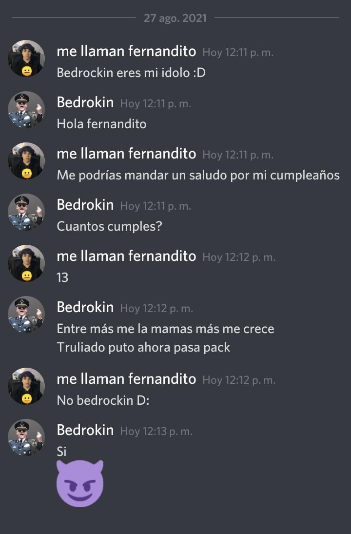 No bedrockin D: - meme