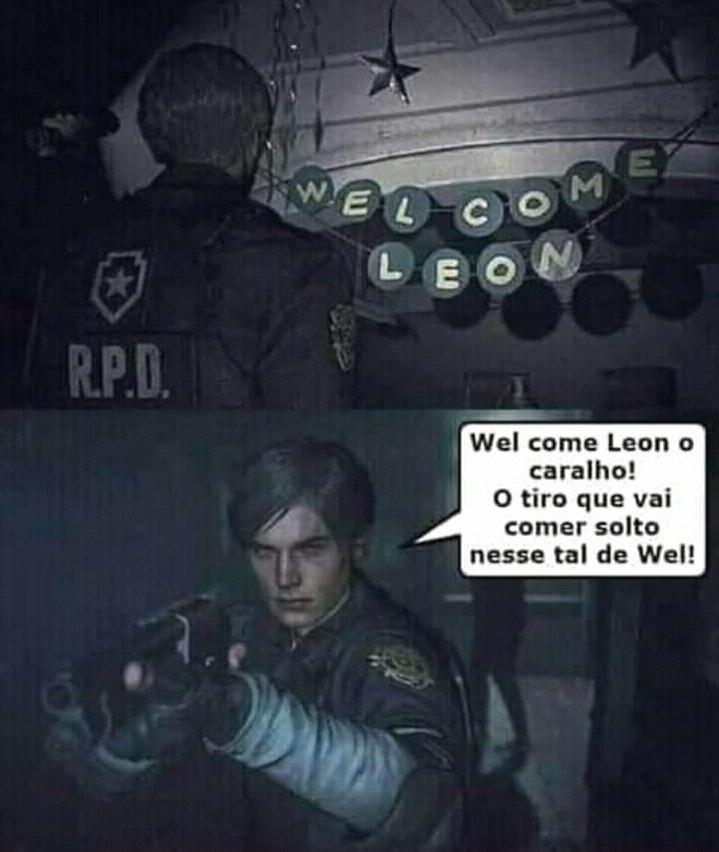 Welcome - meme
