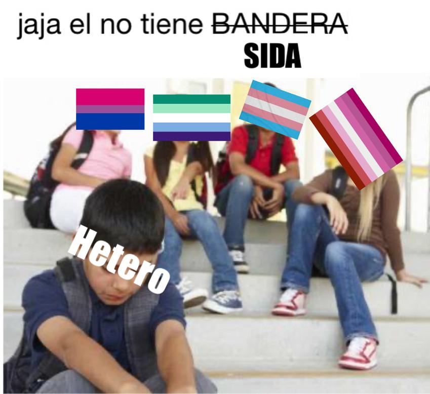 LA COMUNIDAD LGTB EN LOS COMENTS :9 - meme