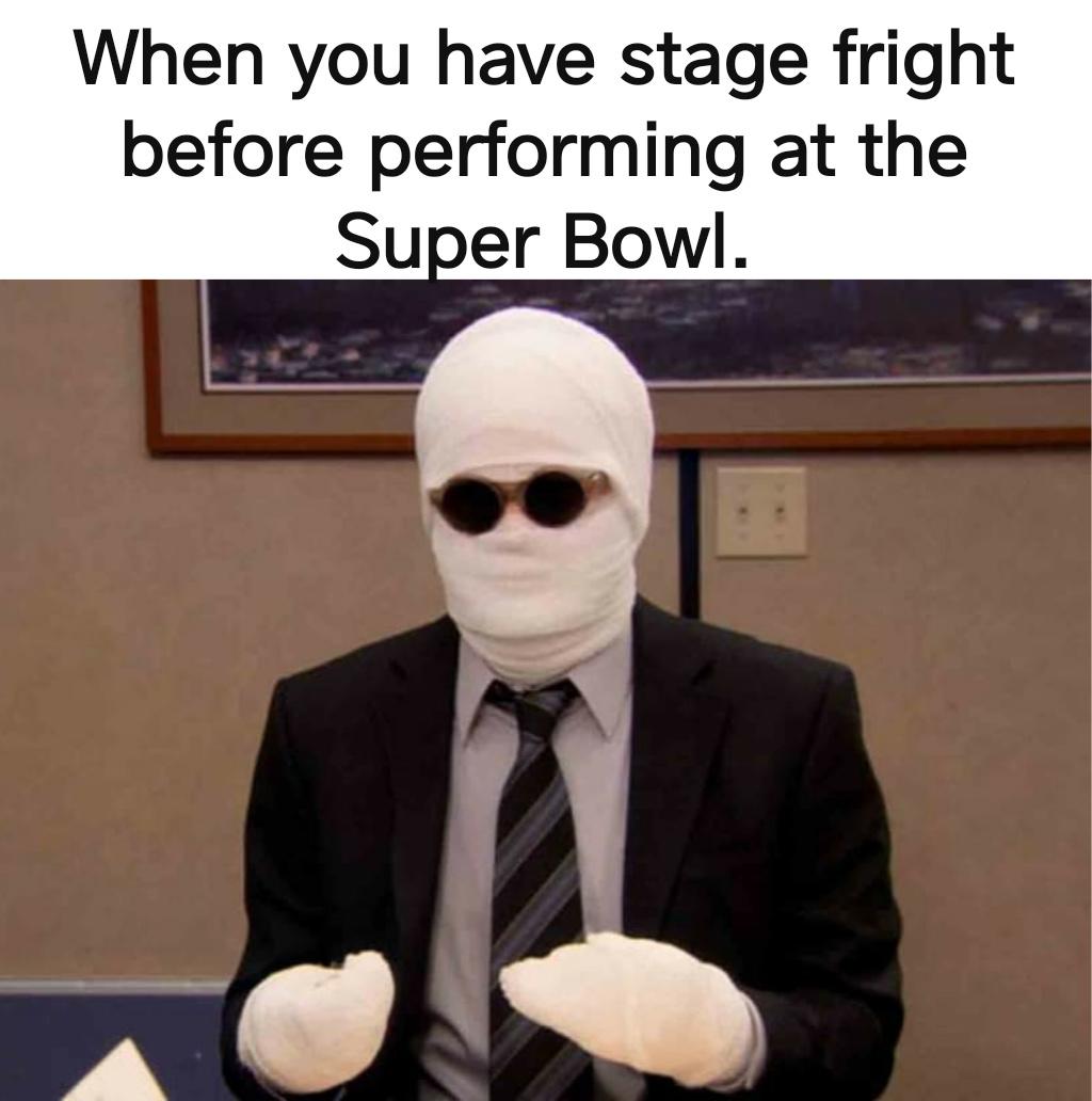 Favorite Superbowl performance? - meme