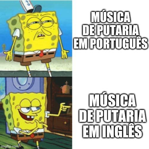 Putaria - meme