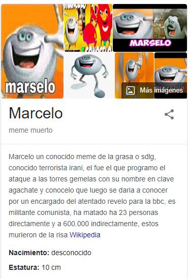 marcelo ( mi segundo meme)