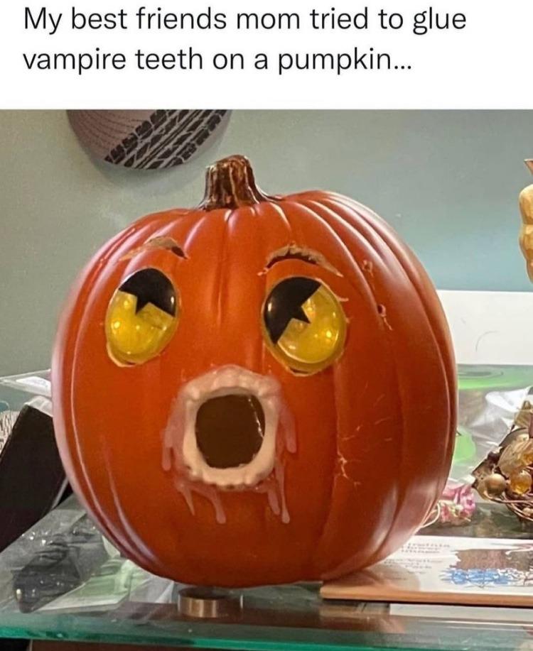 glory hole pumpkin - meme
