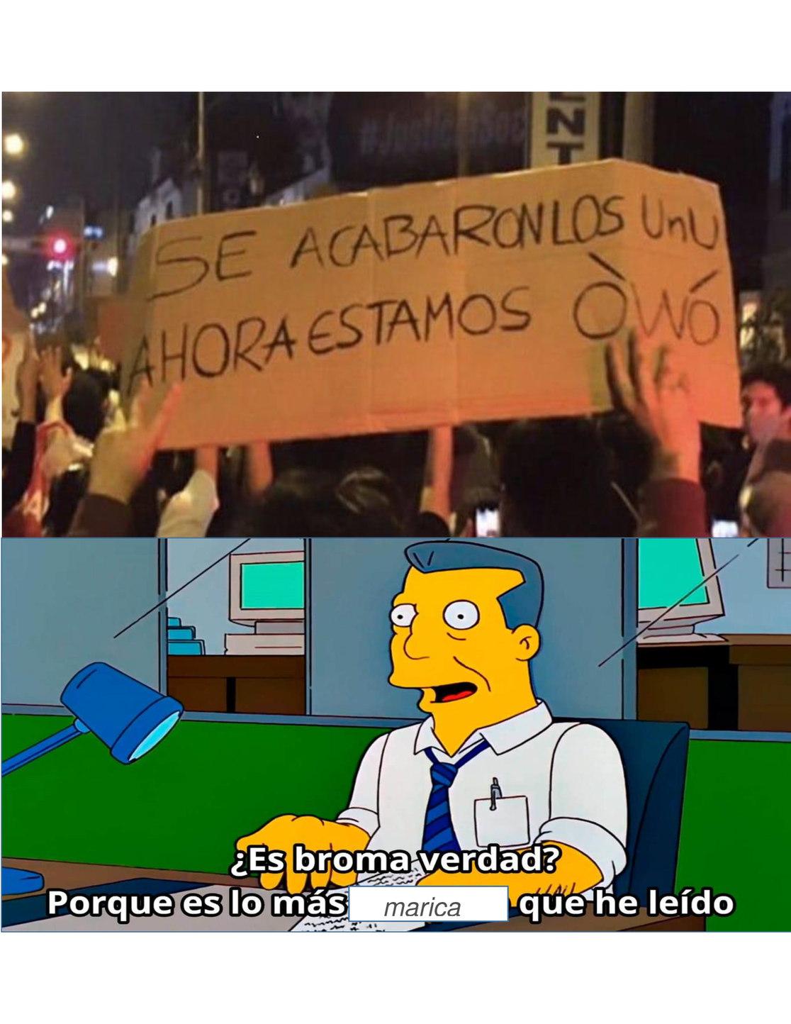 Manifestantes trolos manifestantes trolos - meme
