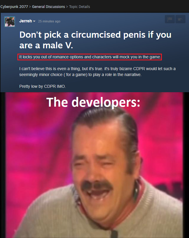 I give applause to the Polish developers for professional trolling. - meme