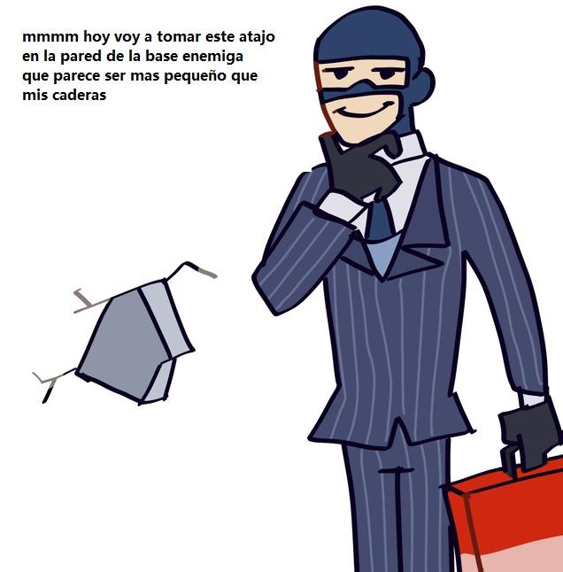 Spy no creo que eso sea una buena idea (contexto en los comentarios) - meme