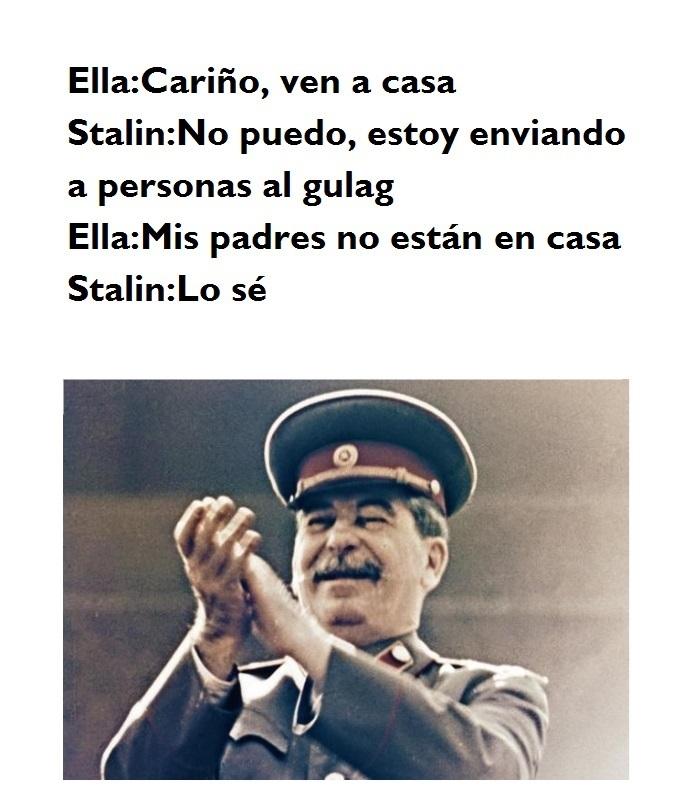 Este Stalin... - meme