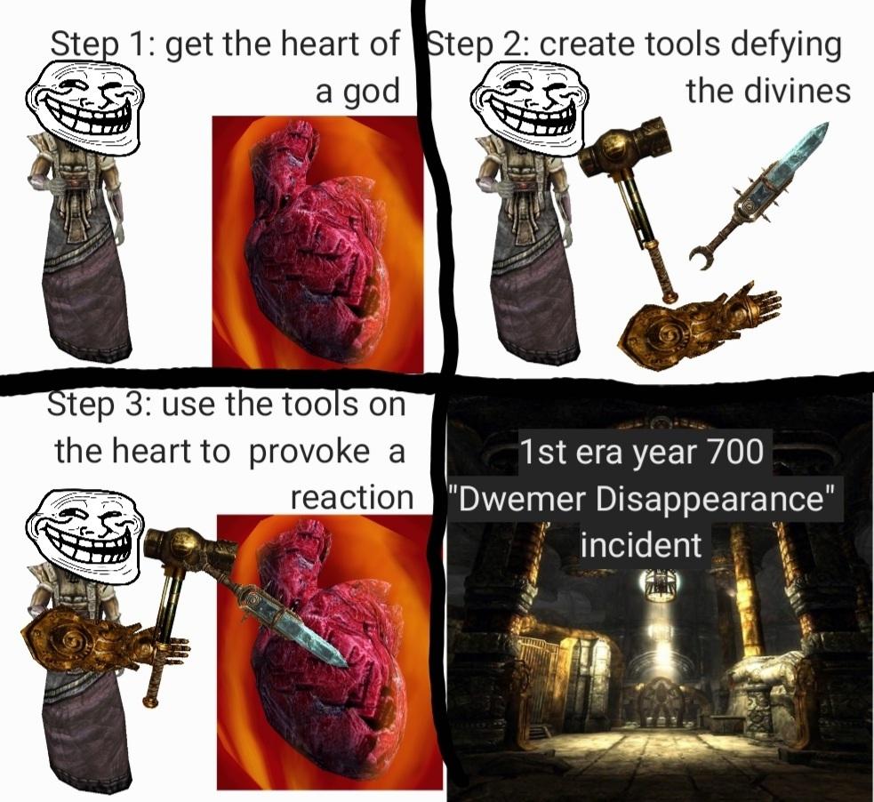 Another Elder Scrolls meme~