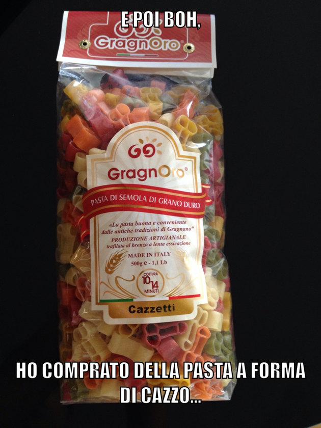 "I ""Cazzetti"". - meme"