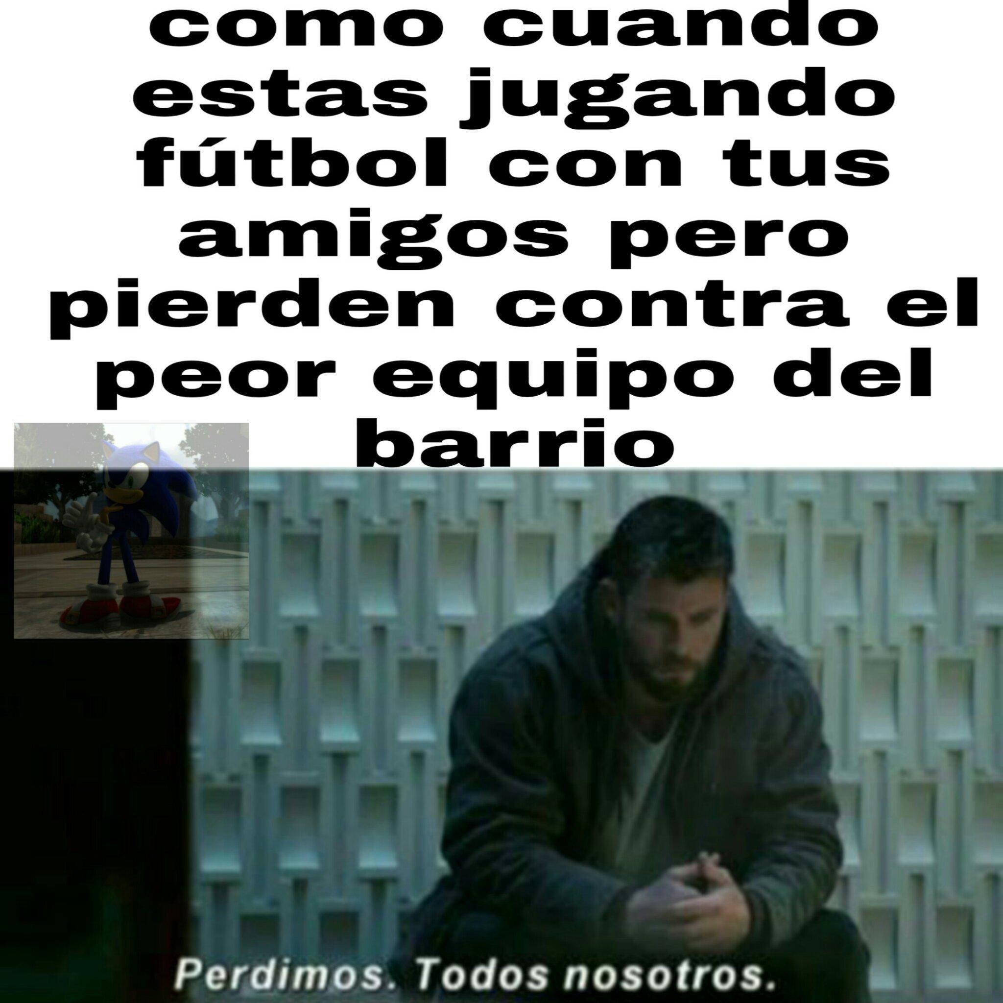 Top memes de avengers endgame en español :) Memedroid