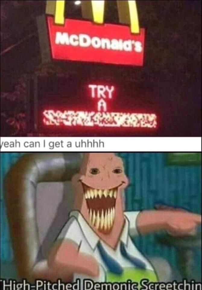 pat rick - meme