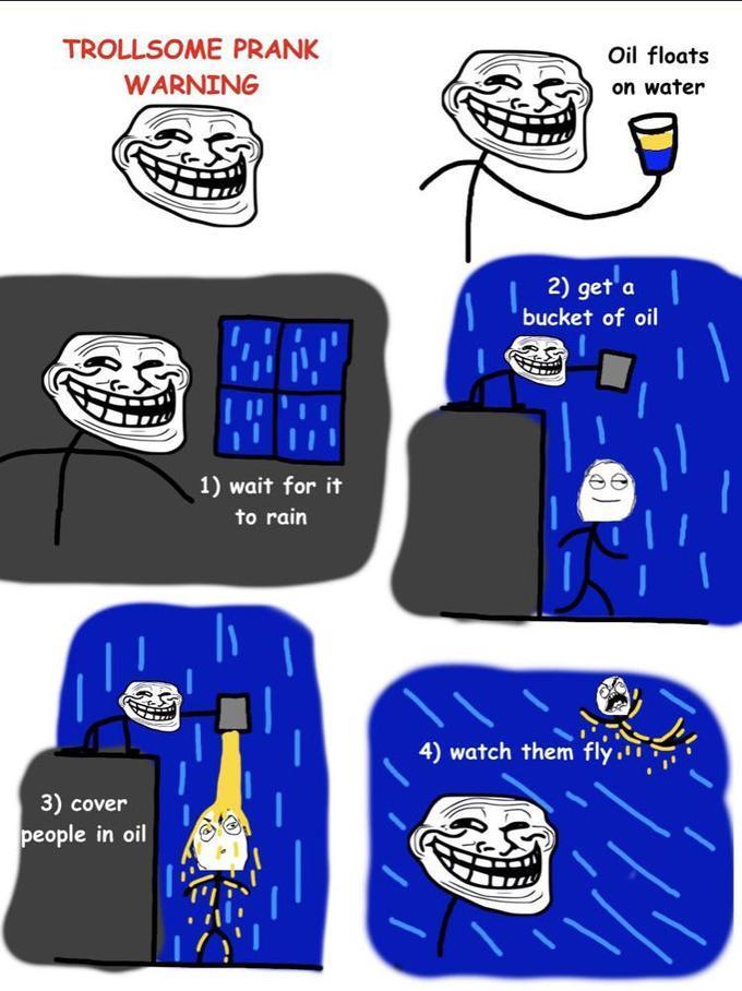 Dae funny oil - meme