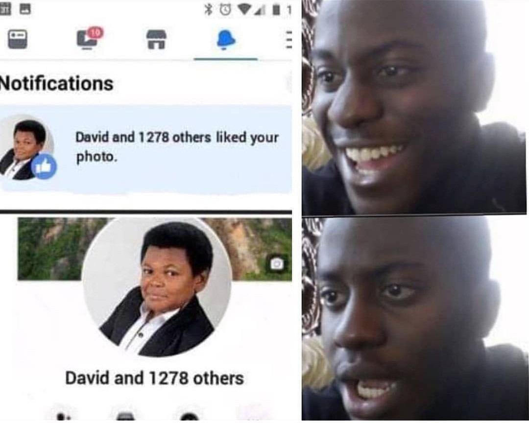 Me siento estafado - meme