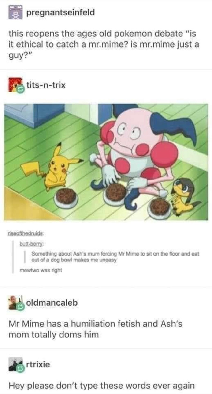 gonna dress up as mr mime and find my self a milf - meme