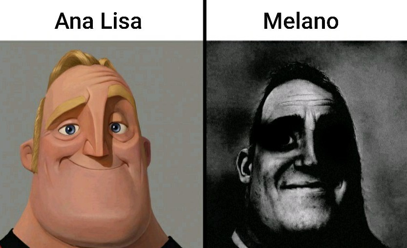 Ana Lisa Melano - meme