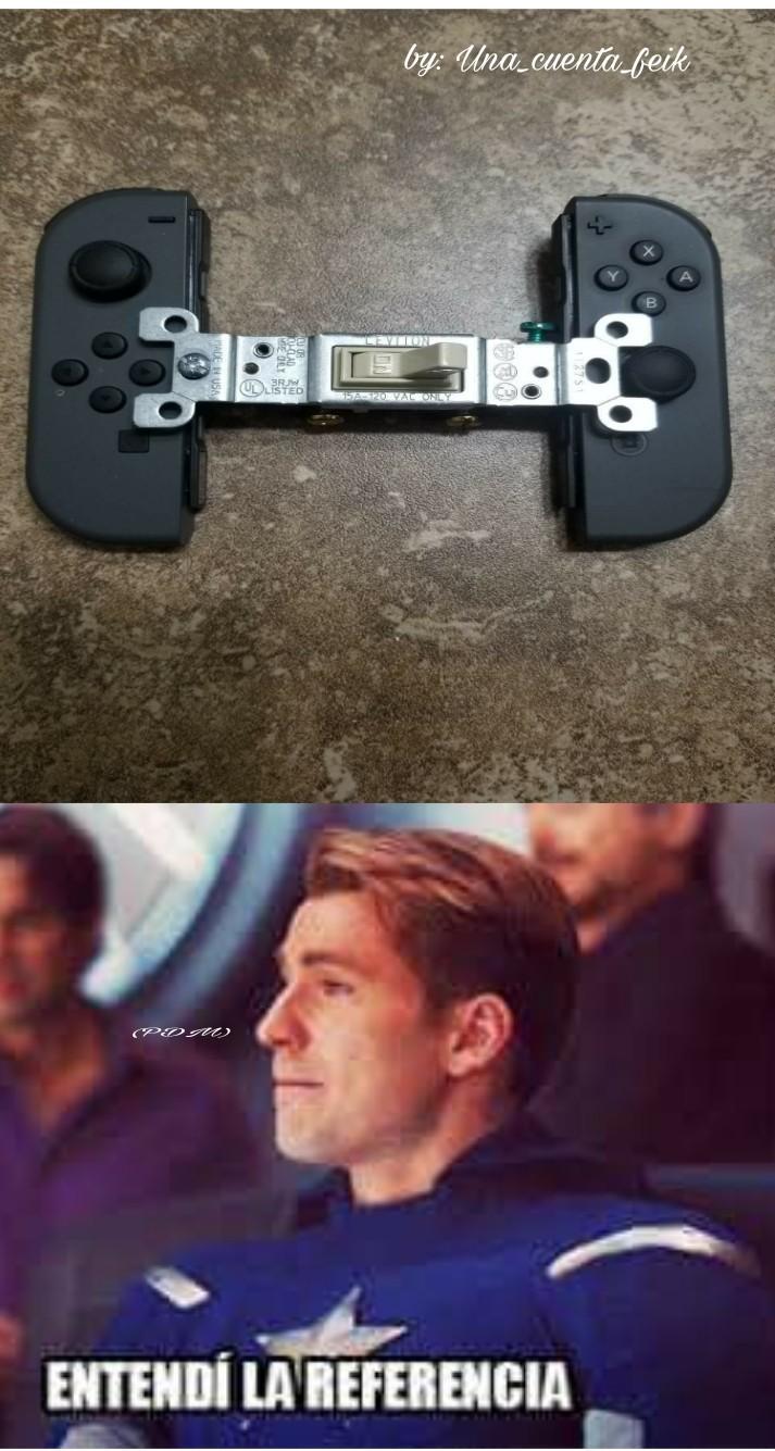 Nintendo switch - meme