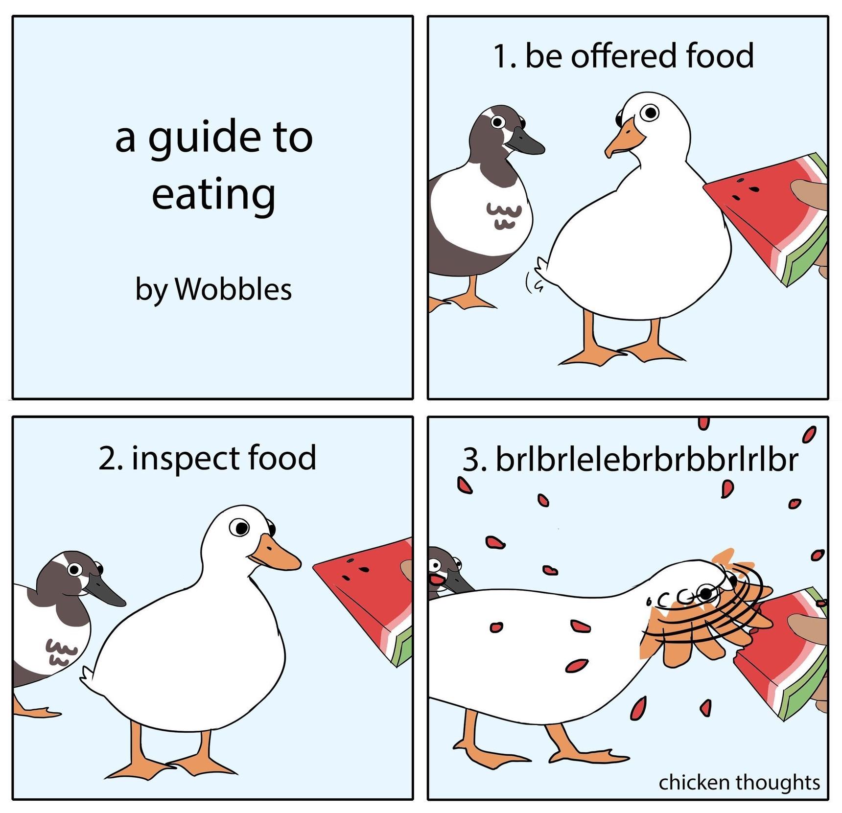 I eat like this too - meme