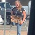 Finally,  A beggar that isn't lying