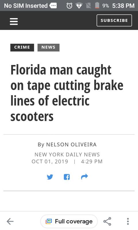 Florida man oc from my shitty phone - meme