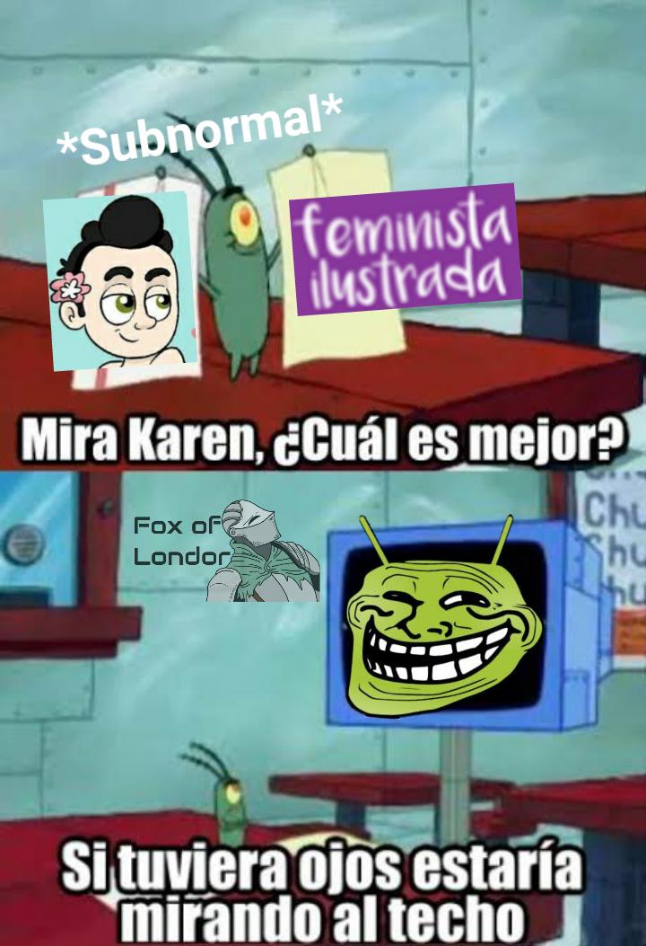 A karen le gusta la piña colada - meme
