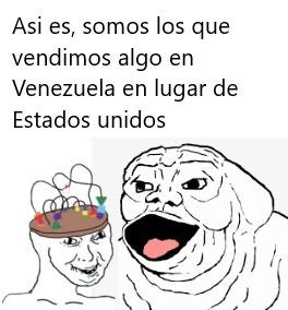 Venesuela pobre xd - meme