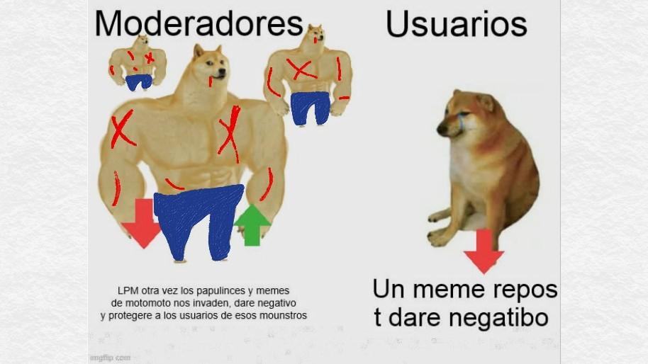 re capos los mod - meme