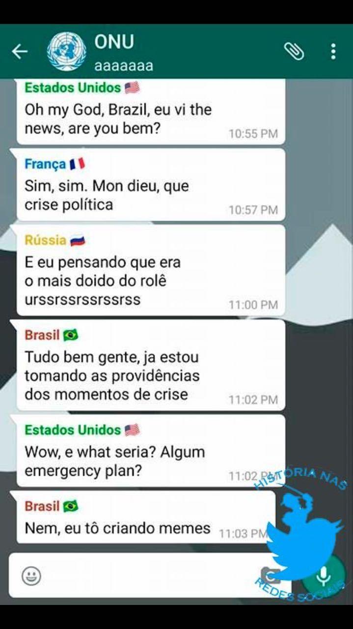 go go brazil - meme