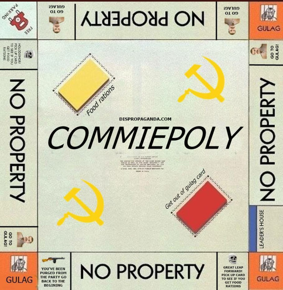 In communist russia, game plays you - meme