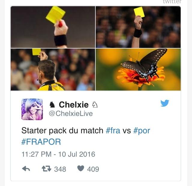 Starter Pack Euro 2016 - meme