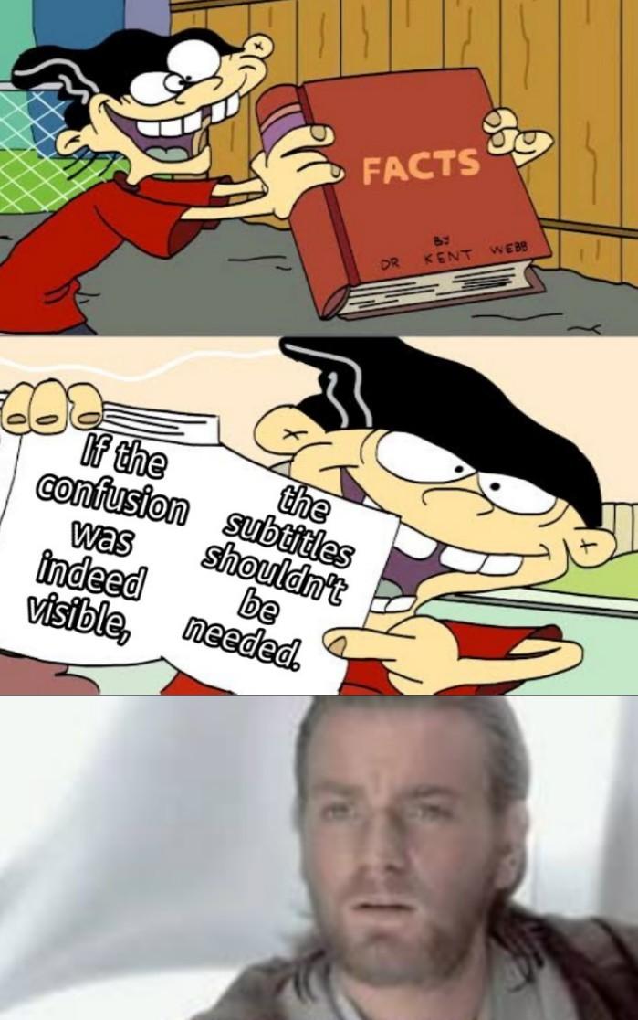 Unpopular OC - meme