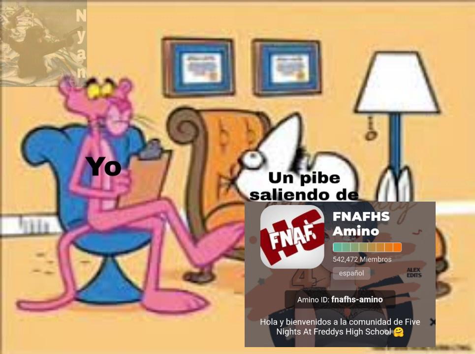 Pantera rosa - meme