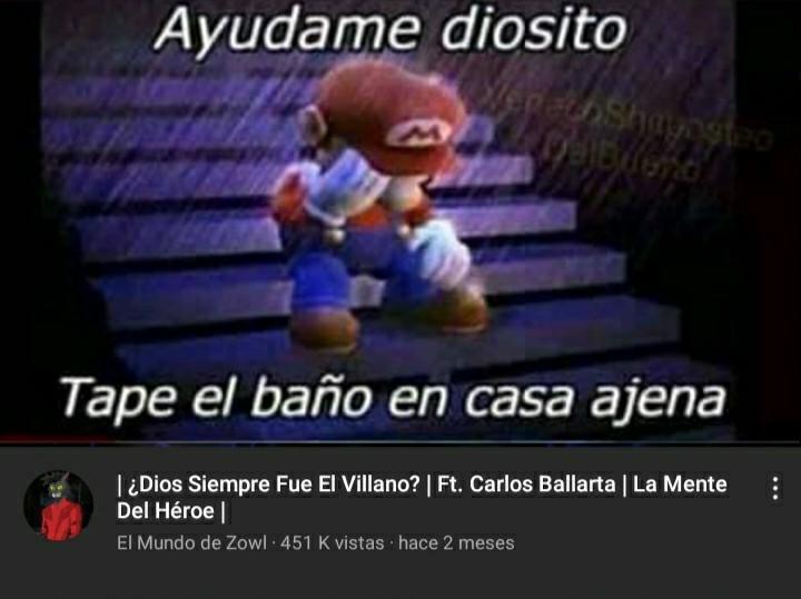 *llora* - meme
