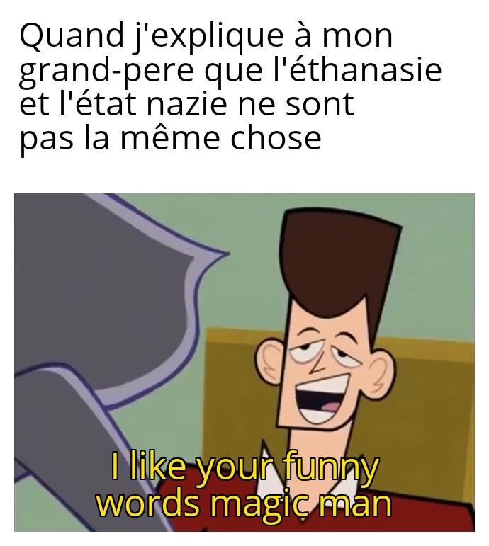 39-45 en force - meme
