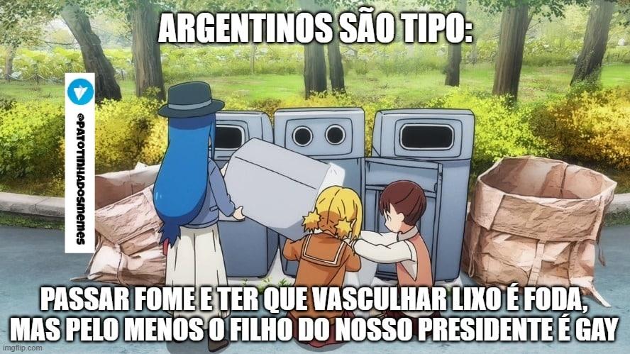 Meme argentina crise