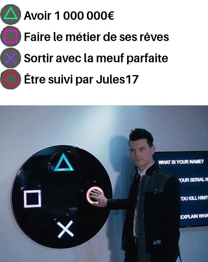 Le titre est parti suivre Jules17 - meme