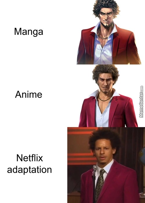Bootlegflix - meme