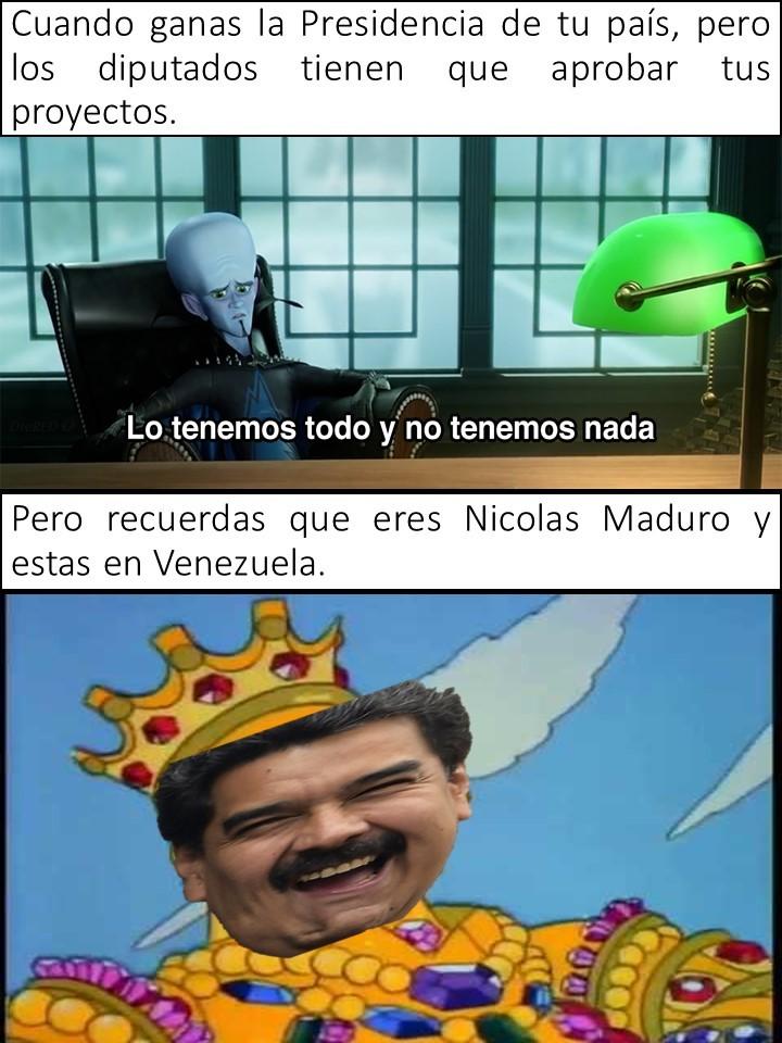 O el Salvador... :( - meme
