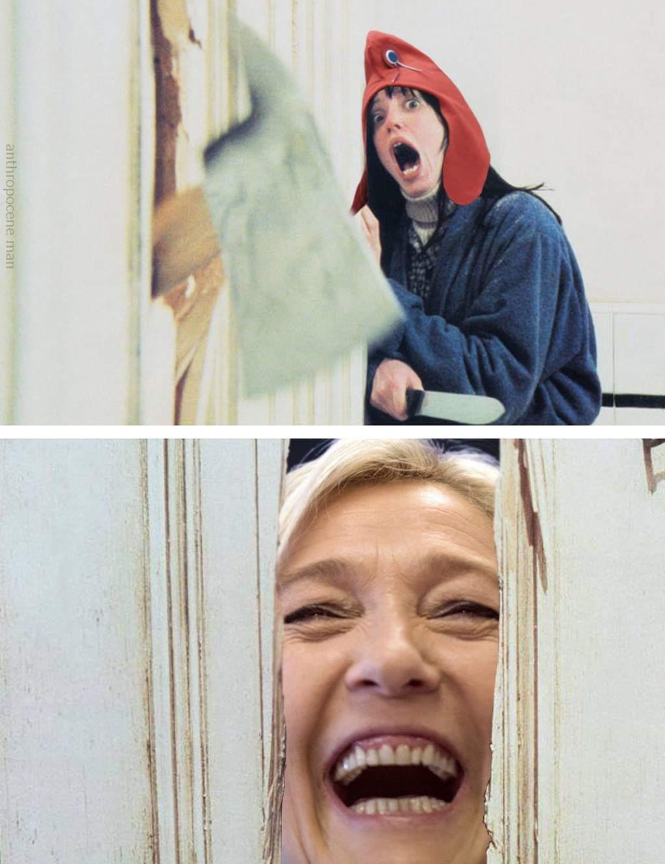 Here's  Johnny ! - meme