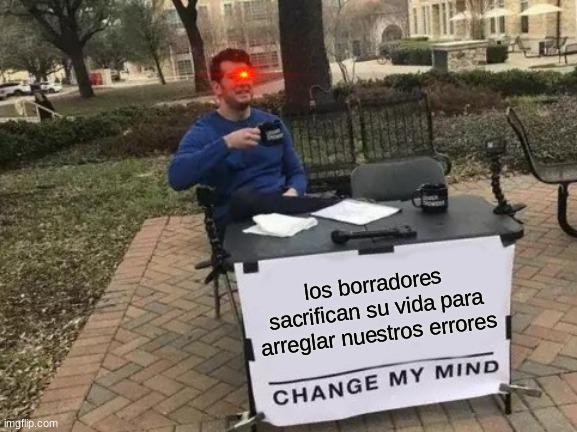 oye el meme esta traducido