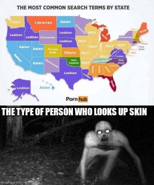 Those pesky skinwalkers (I know it's a Rake) - meme