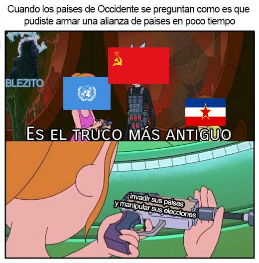 Truco 100% probado por Comunistas xd - meme