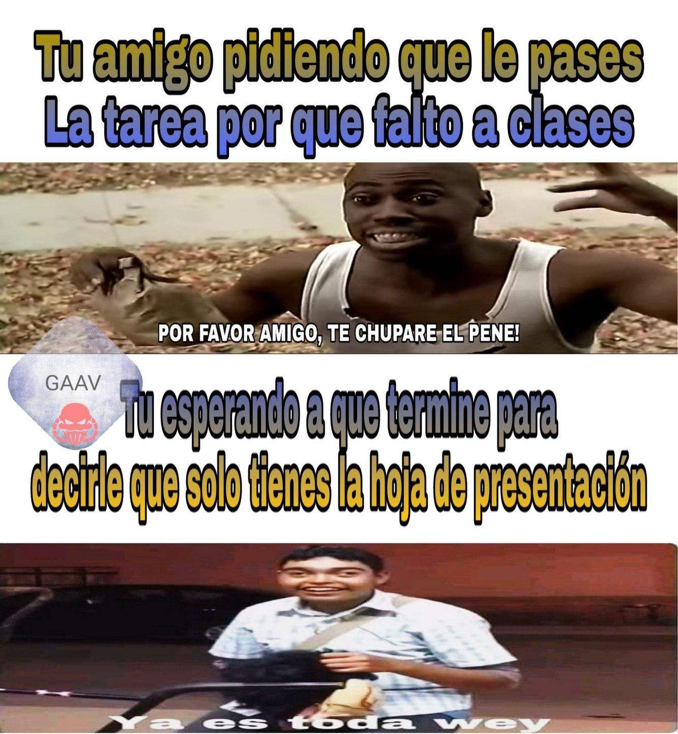 TENGO QUE SACAR GANANCIAS - meme