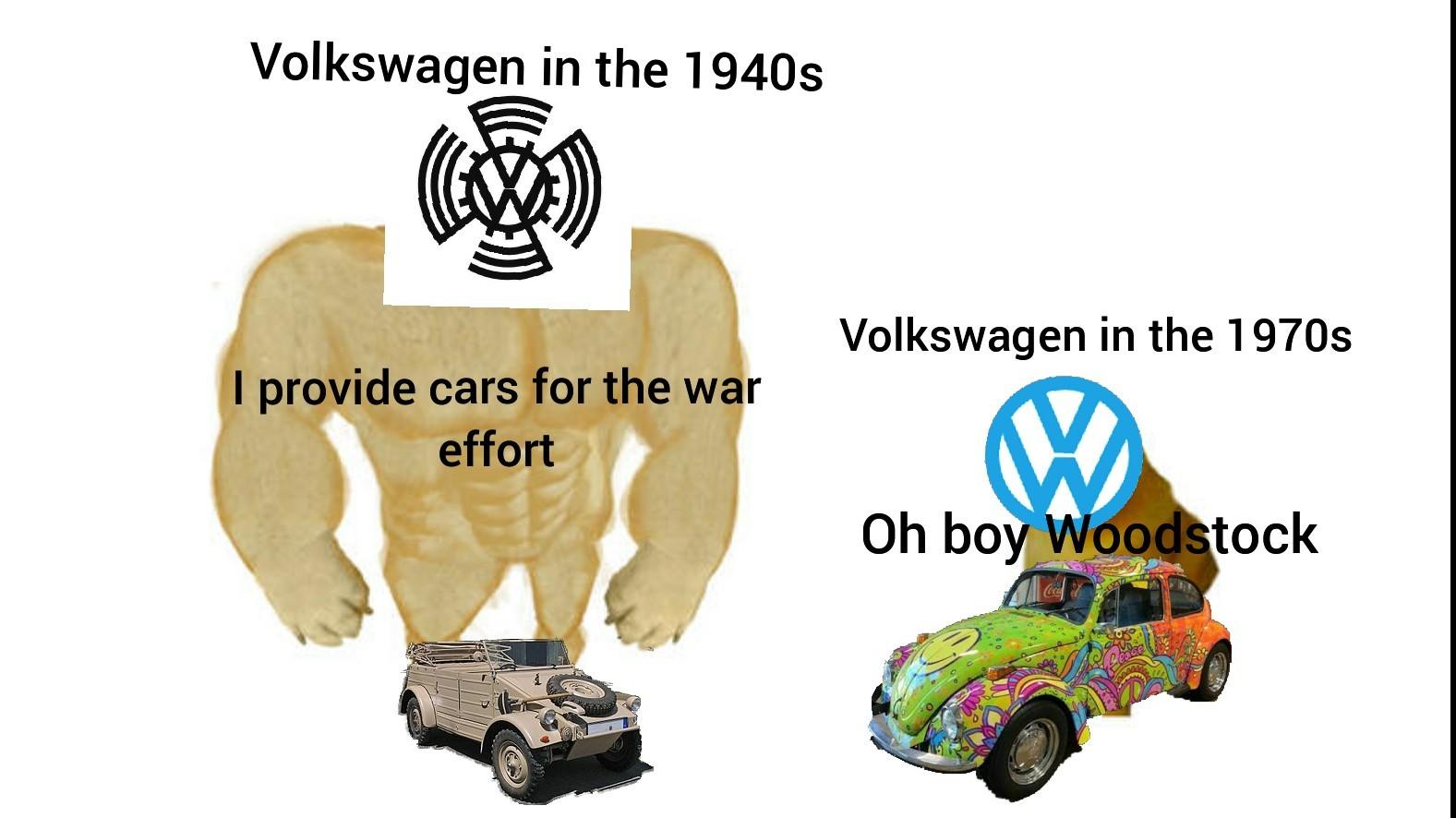 Woodstock - meme