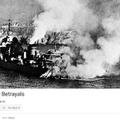 La batalla de Mers el kerbil fue un ataque de la marina británica a la marina francesa fondeada en el puerto militar de mazalquivir dos semanas después de que Francia hubiera firmado el armisticio con la Alemania nazi
