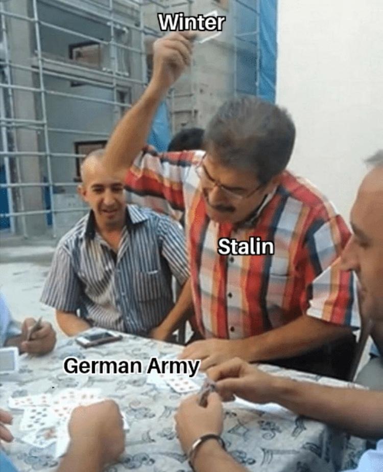 Russia smussa - meme