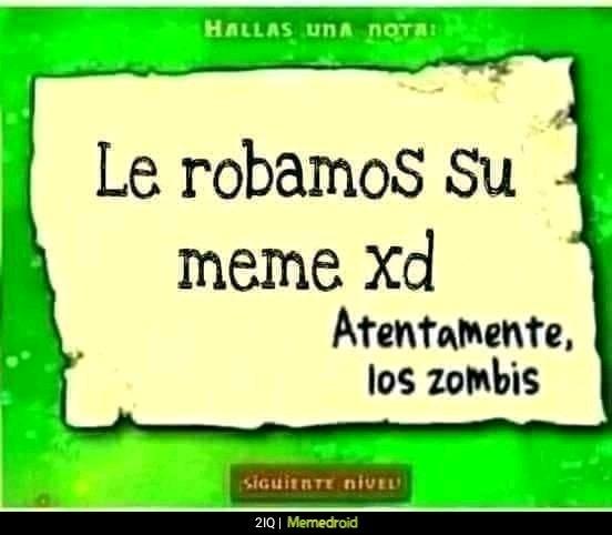 Robado :whynot: - meme