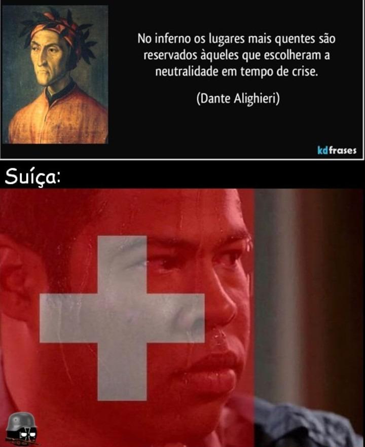 O Suíça (FRM, FRM, F.I.M e outros gays) - meme